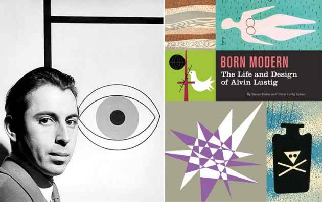 Alvin Lustig Biography Designs And Facts