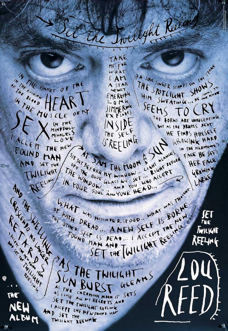 "Lou Reed – ""Set the Twilight Reeling"""
