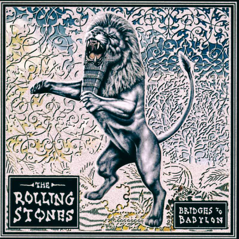 The Rolling Stones – Bridges of Babylon